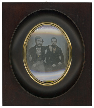 Image 8 x 71 cm; Cadre 15,5 x 13,5 cm; Fenêtre 13,5 x 11,5 cm