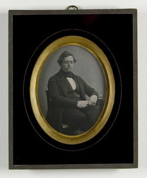 portrait of Johannes IV Enschedé