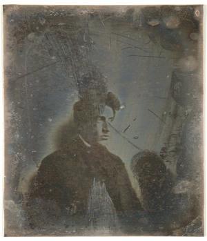 loose plate; portrait of Gerard Alexander Enschedé