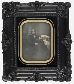 Image 15 x 11 cm; Cadre 32 x 28 cm; Fenêtre 16 x 12 cm