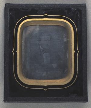 Portræt af Johannes Mahler