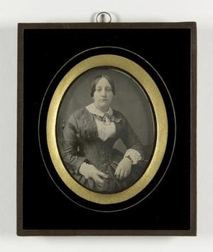 portrait of Johanna Elisabeth Enschedé