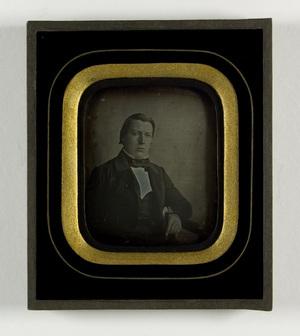 portrait of Adriaan Justus Enschedé
