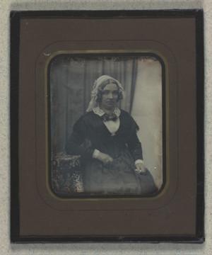 Portræt af Wilhelmine Dreier
