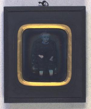 Portræt af Peter Marquard Møller