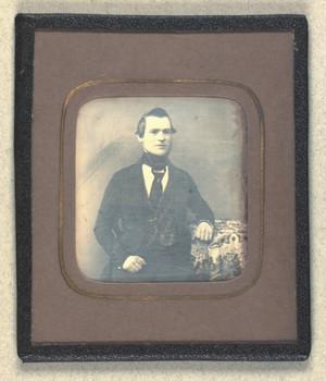 Portræt af C. W. L. Zierau