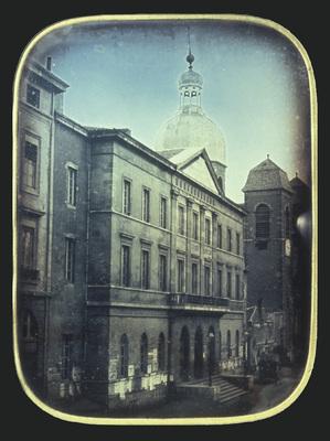 Image 21,6 x 16,2 cm; Cadre 31 x 27 cm; Fenêtre 20 x 15 cm