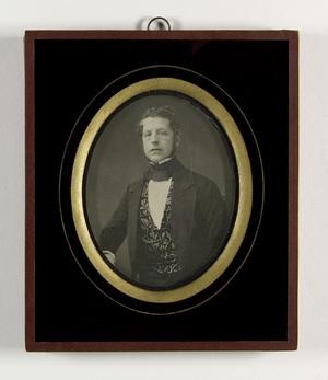 portrait of Abraham Cornelis Dalen