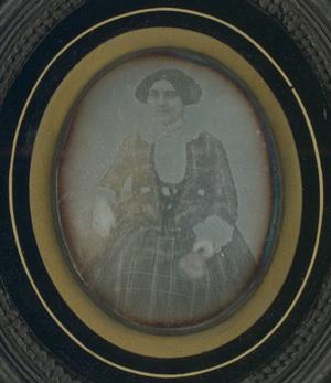 Image 9,5 x 7 cm; Cadre 23,7 x 21 cm; Fenêtre 13,5 x 11 cm