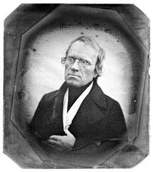 Portrait of a man - Josef Lauer