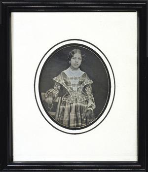 Image 7 x 6 cm; Cadre 14,3 x 12,3 cm