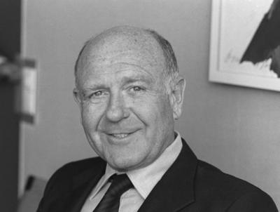Ehem. ORF Generalintendant Gerd Bacher (1)