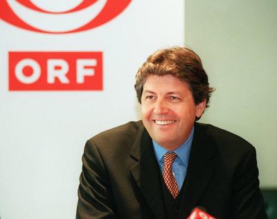Ehem. ORF Generalintendant Gerhard Zeiler 2