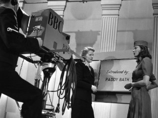 Patricia Bath & Joan Gilbert