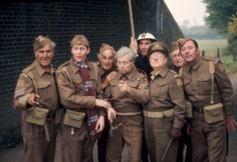 Dad's Army 22/12/1972