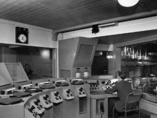 Lime Grove Studios - Control Room