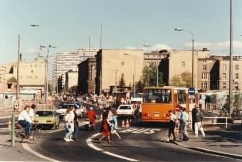 Berlin - Grenzübergänge nach dem Mauerfall