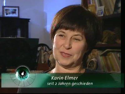 Karin Elmer - geschiedene Pastorin