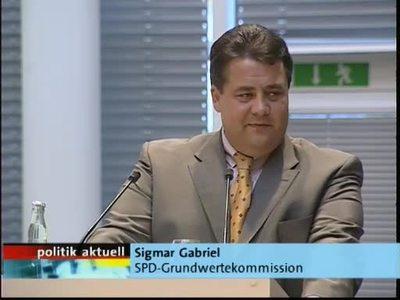SPD-Grundsatzprogramm - Streit um Grundwerte