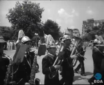 Εορτασμός στην Κέρκυρα της 97ης επετείου από την ενσωμάτωση των Επτανήσων στην Ελλάδα.