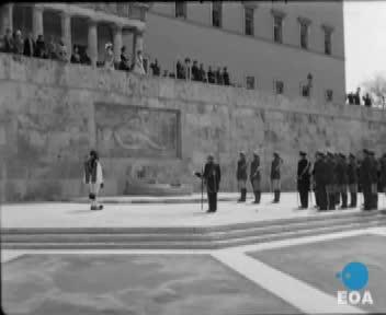 Εορτασμός της εθνικής επετείου της 25ης Μαρτίου στην Αθήνα