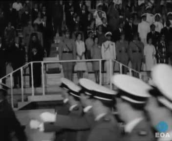 Εορτασμός της «Ημέρας της Πολεμικής Αρετής των Ελλήνων» στο Παναθηναϊκό Στάδιο.
