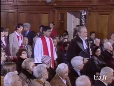 Religious practice in France in 1998
