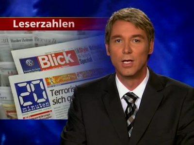 20 Minuten meistgelesene Zeitung der Schweiz