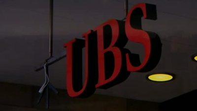 UBS-Milliardenhilfe: Parlamentarier müssen nicken