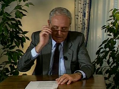 1. August-Ansprache von Budespräsident Flavio Cotti