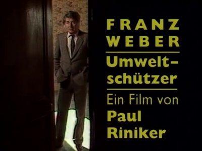 Gespräch mit Umweltschützer Franz Weber
