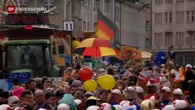 Basler Fasnacht / Schnitzelbänke