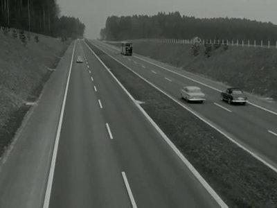 Richtgeschwindigkeiten auf Autobahn