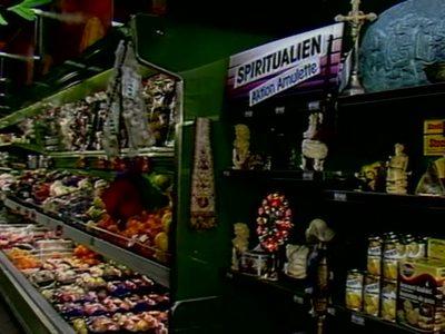 Supermarkt der Kulturen. New Age, Esoterik