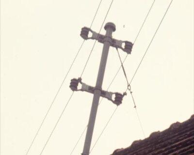 Bauernhöfe ohne elektrischen Strom