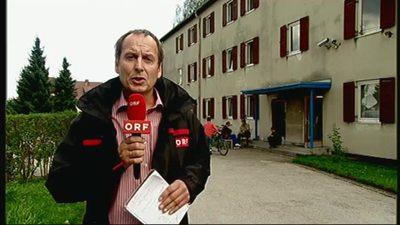 ZIB Live-Schaltung zu den Bombenanschlägen in Graz