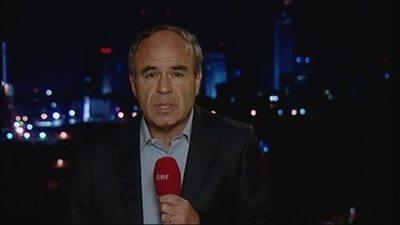 ZIB Live-Schaltung zu Ben Segenreich in Israel