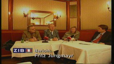 ZIB-Sondersendung 14.00 / EU-Volksabstimmung