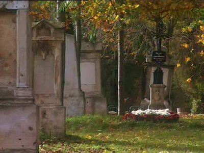 Morbides Wien - der Friedhof St. Marx Teil 2