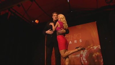 ERSTE SCHRITTE: Dancing Stars - Kick-off