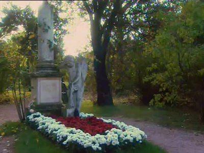 Morbides Wien - der Friedhof St. Marx