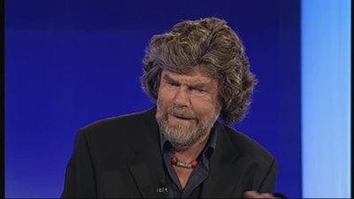 ZIB 2 / Live-Studio Messner