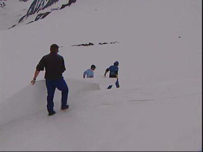 ZIB 19.30 / Gletscherabdeckung
