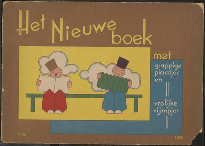 Het nieuwe boek: met grappige plaatjes en vrolijke rijmpjes