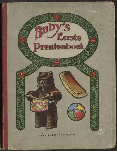 Baby's eerste prentenboek