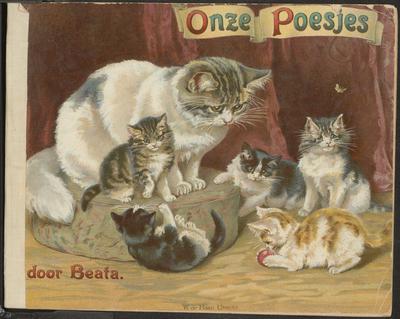 Onze poesjes: door Beata