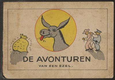 De avonturen van een ezel