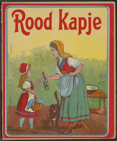 Rood Kapje: door mevrouw C. Broers-de Jonge