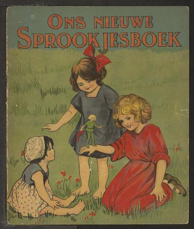 Ons nieuwe sprookjesboek