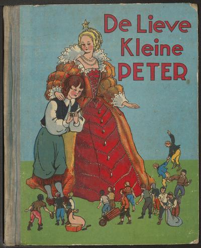 De lieve kleine Peter: naar Gravin de Ségur